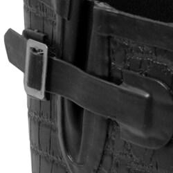 Women's Croc-embossed Rain Boots