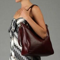 Etienne Aigner Vintage 'Redux 70's' Leather Tote