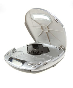 Sony Discman & Car Adaptor Kit