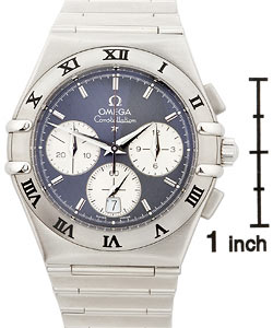 Omega Constellation Men's Stainless Steel Chronograph