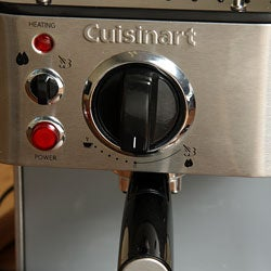 Cuisinart EM-100FR 1000-watt 15-bar Espresso Maker (Refurbished)