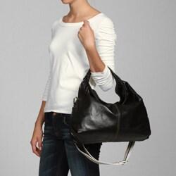 Furla Elisabeth Leather Hobo Bag