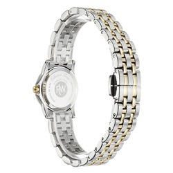 Raymond Weil Women's 'Tango' Two-tone Steel Quartz Diamond Watch