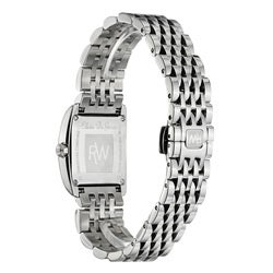 Raymond Weil Women's 'Don Giovanni' Stainless Steel Diamond Watch