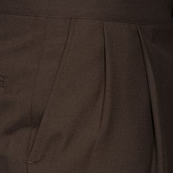 Sansabelt Men's Pleated Worsted Wool Slacks