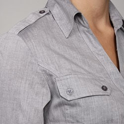 Ninety Women's Chambray Shirt