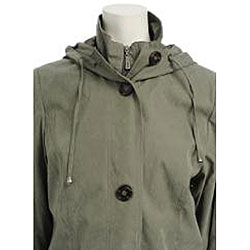 Nuage Women's Petite 'Moss' Micro Jacket