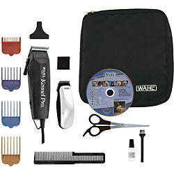 Wahl Kennel Pro 14-piece Pet Grooming Kit