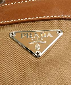 Prada Backpack Purse - 130001 - Overstock.com Shopping - Great ...