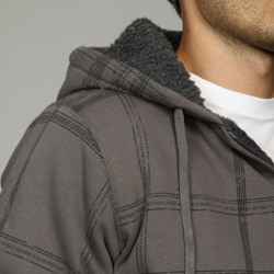 Burnside Men's Sherpa Lined Hoodie