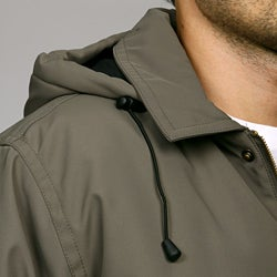 Haggar Men's Water-resistant Windproof Jacket
