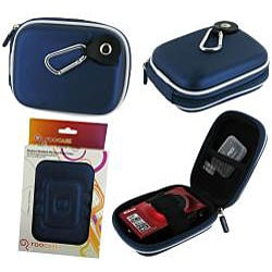 rooCase Hard Shell Nikon Blue Camera Case