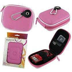 rooCase Hard Shell Nikon Pink Camera Case