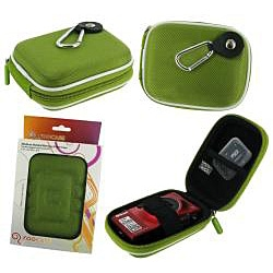 rooCase Nylon Hard Shell Samsung Digital Camera Case