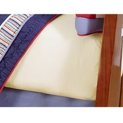Fitted 250 Thread Count Cotton Crib Sheet