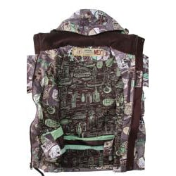 Grenade Men's Large  Day Of The Grenade Snowboard Jacket