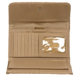Nine West Town Checkbook Wallet