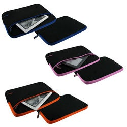 rooCASE Notebook Bubble Neoprene Sleeve Case for 11.6-inch Chromebook/ Macbook Air Laptop