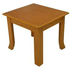 Cheyenne Honey Pine 3-piece Occasional Table Set