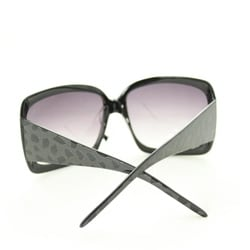 Women's 26557 Black Oversized Sunglasses