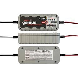 NOCO Genius G7200 12V And 24V 7200mA Battery Charger