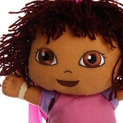 Nickelodeon Dora The Explorer 10-inch Kid's Plush Mini Backpack