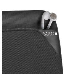 Solo Vector 17.3-inch Laptop Messenger Bag