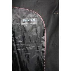 Ferrecci Boy's Black Two-piece Suit