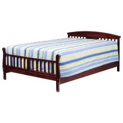DaVinci Elizabeth II Convertible Toddler Bed in Cherry