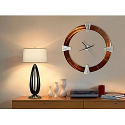 Nova Lighting 'Arito' Wood Table Lamp (Pack of 2)