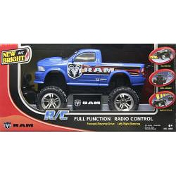 New Bright 1:14 Electronic Dodge Ram RC Truck