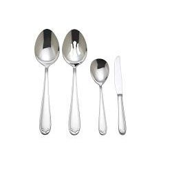 Reed & Barton Bayberry 47-piece Stainless Steel Flatware Set