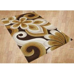 Alliyah Handmade Chocolate New Zealand Blend Wool Rug (8' x 10')