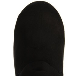 Rampage Women's 'Brie' Black Bow Ankle Boots