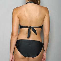 Ocean Dream Peggy Lipton Halter \ Hipster Bikini