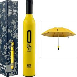 Trademark Home Wine Bottle Umbrella