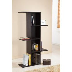 Furniture of America Oxford Bookshelf/ Display Cabinet