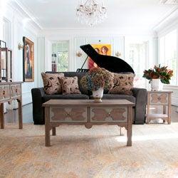 angelo:HOME Laurel Sofa Table