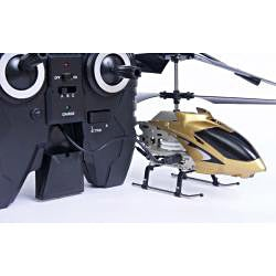Durable Ace 3.5 Channel Gyro Auto Stabilization RC Helicopter