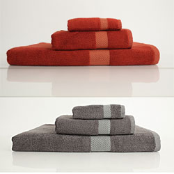 Bamboo from Viscose 3-piece Towel Set