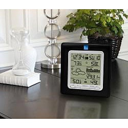La Crosse Technology Wireless Forecast Station with Pressure History