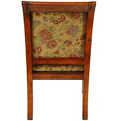 Ochre Flowers 'Queen Victoria' Sitting Room Chair (China)