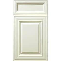 Antique White Wall 15x30 Kitchen Cabinet