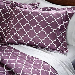 Charleston Dark 3-piece Duvet Cover Set