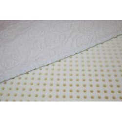 NuForm Talalay Latex 3-inch Full-size Mattress Topper