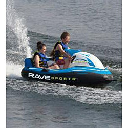 Rave Sports Ravenger Plus 3-person Towable