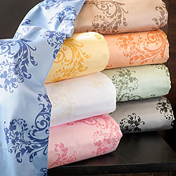 Avron 300 Thread Count Cotton Sheet Set