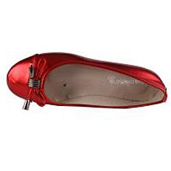 Viva Secret by Beston Women's Hetty-2 Ballet Flats