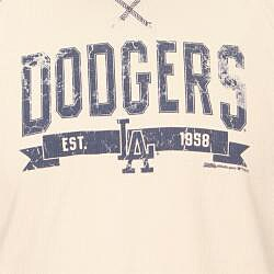 Stitches Men's LA Dodgers Raglan Thermal Shirt