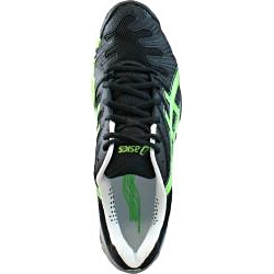 ASICS Men's Gel Resolution 4 Tennis Shoe with Memory Foam Heel